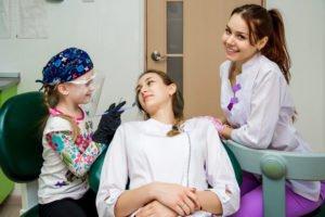 Голубева Марина Александровна и пациенты №3